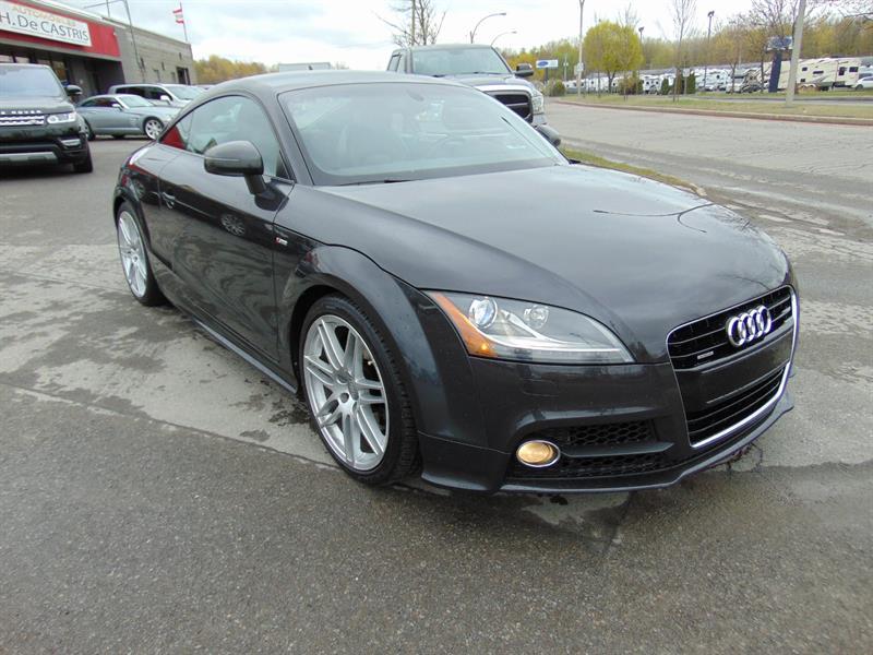 Audi TT 2011 2dr Cpe quattro 2.0T #B1012742