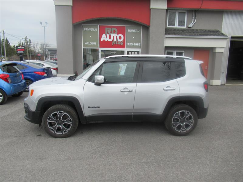 Jeep Renegade 2015 4WD 4dr Limited