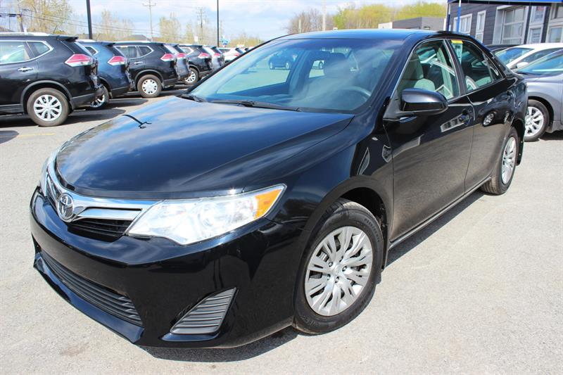 Toyota Camry 2014 Sdn LE  #5140