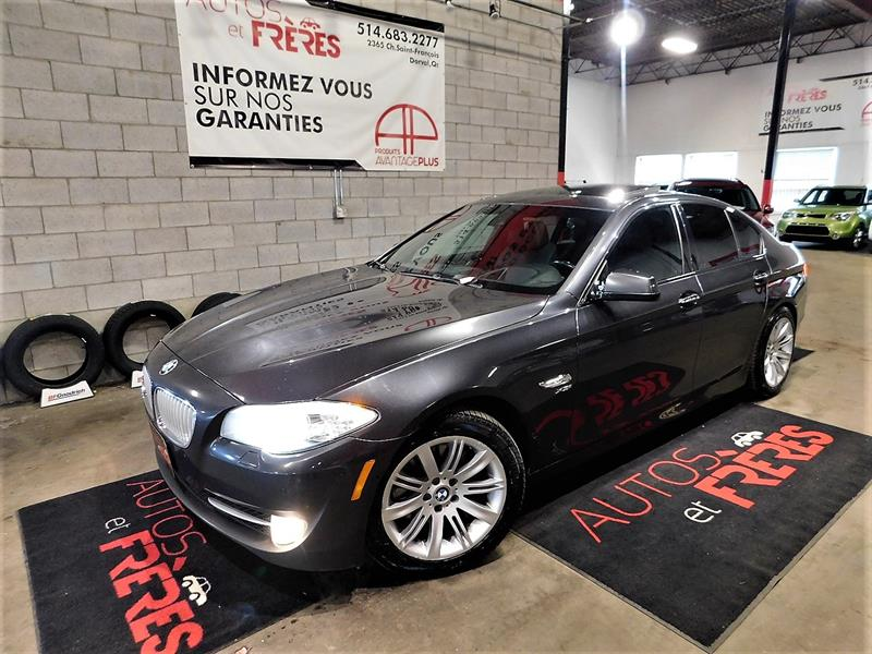 2011 BMW 5 Series 550i xDrive AWD #2860
