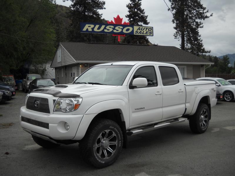 2008 Toyota Tacoma TRD SPORT DOUBLE CAB 4X4 #3406