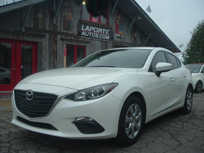 Mazda 3 2016 gx #8916