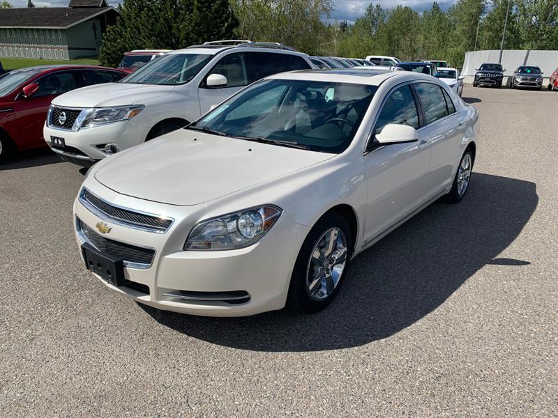 2010 Chevrolet Malibu 4dr Sdn LT Platinum Edition #PG11578A