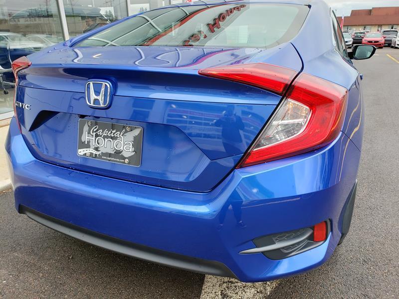 2016 Honda Civic Sedan 4dr CVT LX #K076A