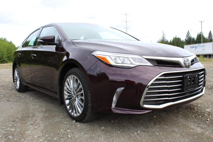 2017 Toyota Avalon 4dr Sdn Touring XLE #12098A (KEY 92)