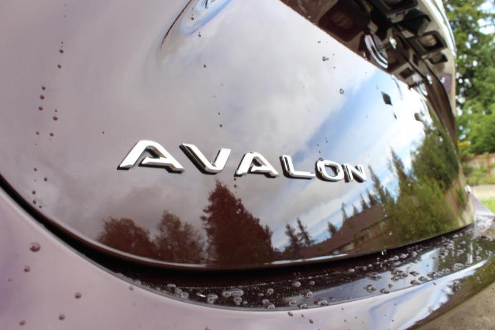 toyota Avalon 2017 - 31