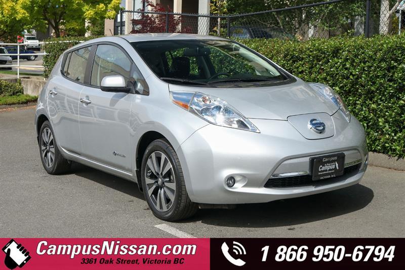 2015 Nissan Leaf | SL | FWD w/ Premium Tech #JN3183