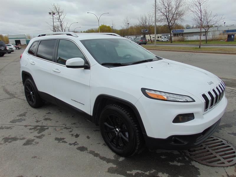 Jeep Cherokee 2015 4WD North #FW787152