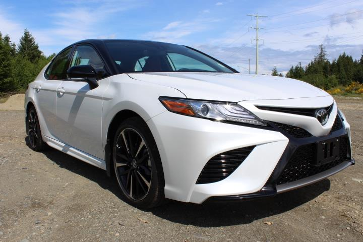 2019 Toyota Camry XSE Auto - Two-Tone Paint #12503