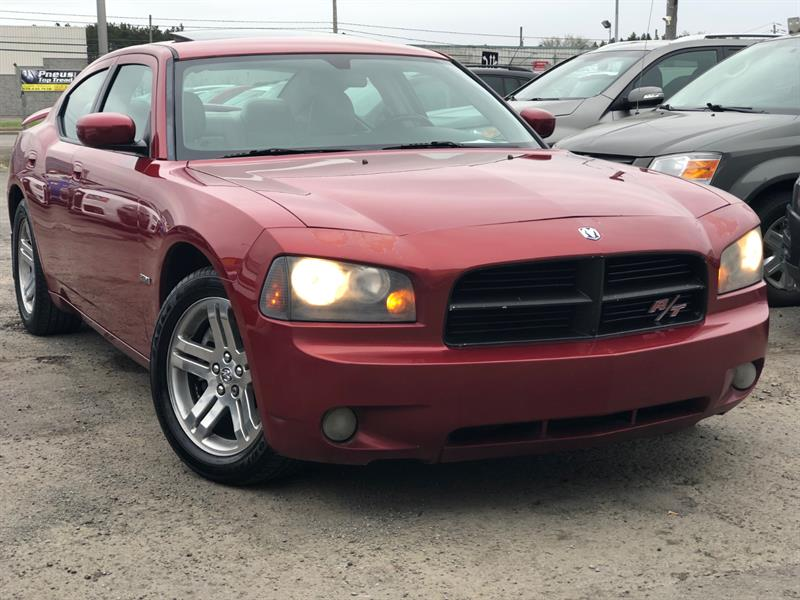 Dodge Charger 2006 R-T #6H181946