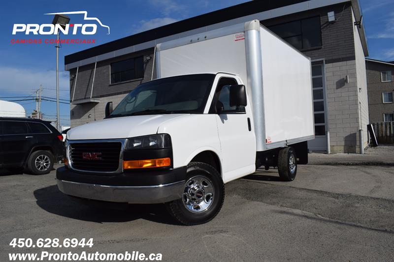 2014 GMC Savana Commercial Cutaway 3500 Van #1857