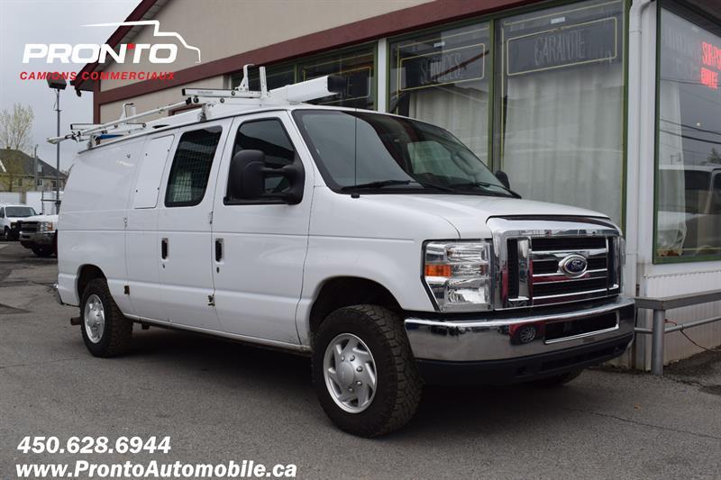 Ford Econoline Cargo Van 2014 E-150 ** 4.6L ** CAMERA DE RECUL ** #1858
