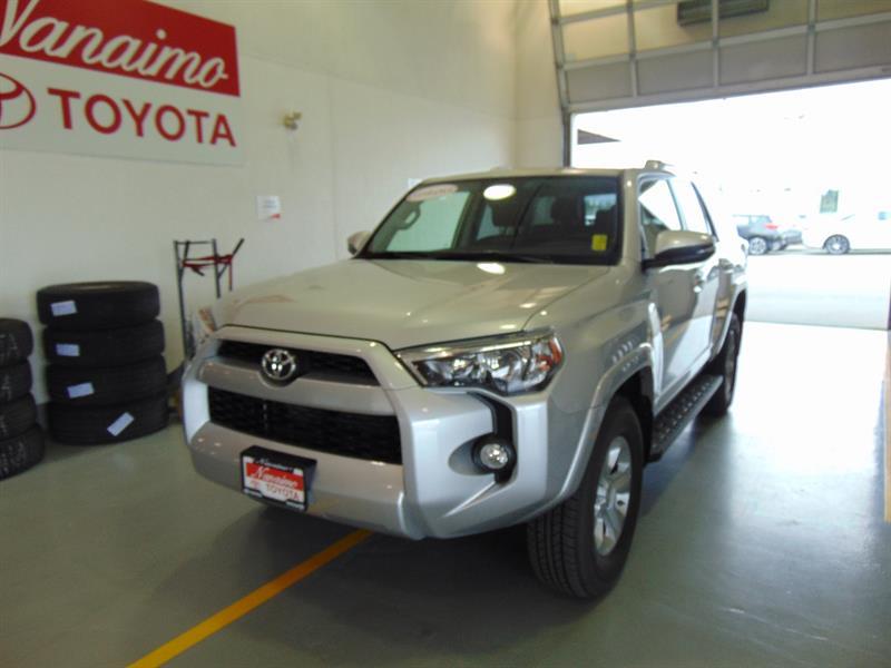 2018 Toyota 4Runner SR5 #20129