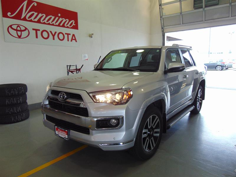 2018 Toyota 4Runner with Limited 7-Passenger #19985