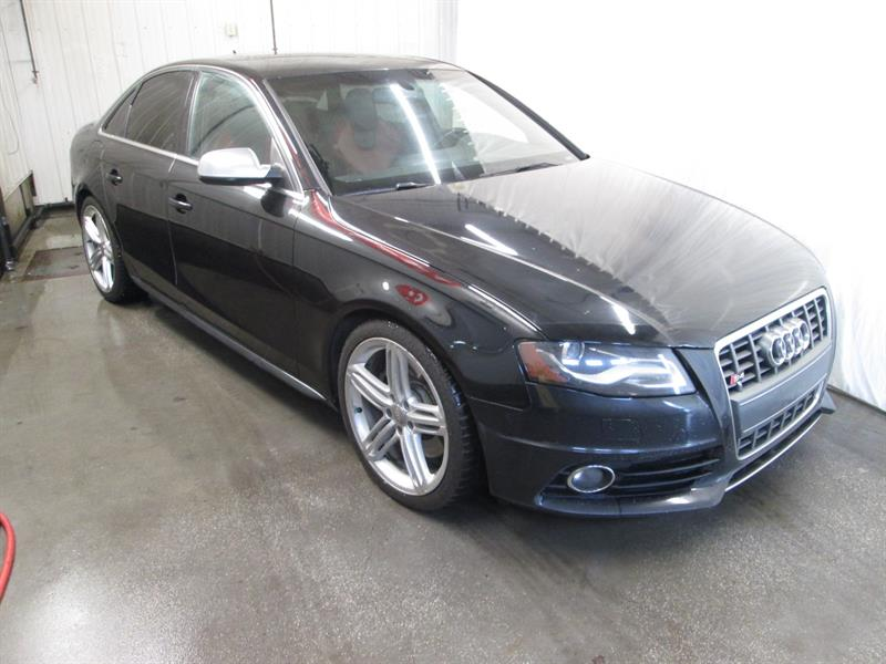 Audi S4 2011 S tronic Premium #AM1