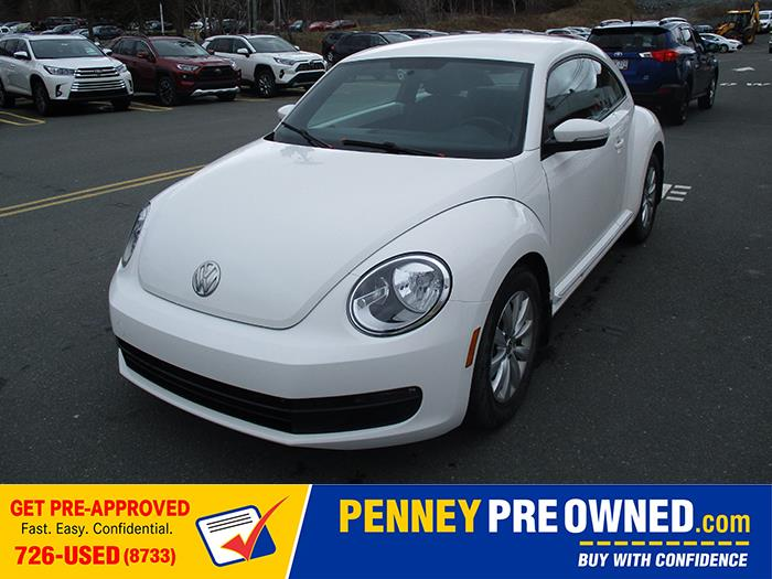 2012 Volkswagen Beetle #36372B