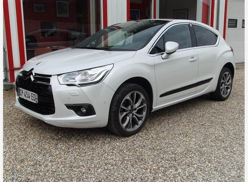 Citroen Ds4 2012 1.6 THP 160CH SO CHIC BVA #2993