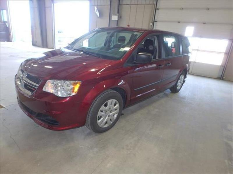2017 Dodge Grand Caravan Canada Value Package *7Pass #23912
