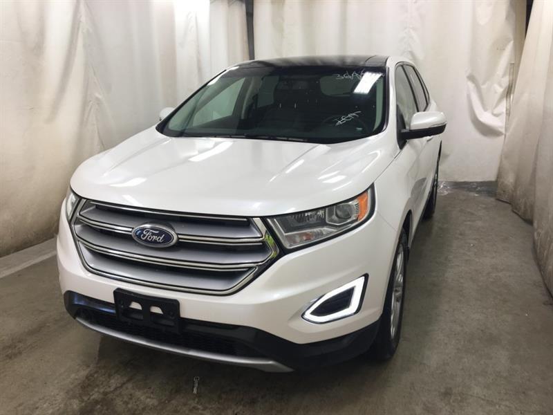 2018 Ford EDGE Titanium *AWD/Htd Seats/Navi/Bluetooth #23919