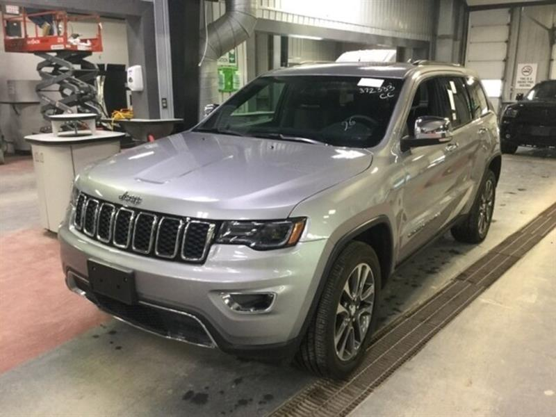 2018 Jeep Grand Cherokee Limited *AWD/Htd Lthr/Pano Roof/Navi/V6 #23924