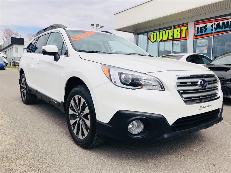 Subaru Outback 2017 2.5i Limited #15948a