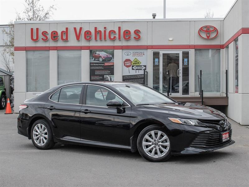 2018 Toyota Camry LE #C8053