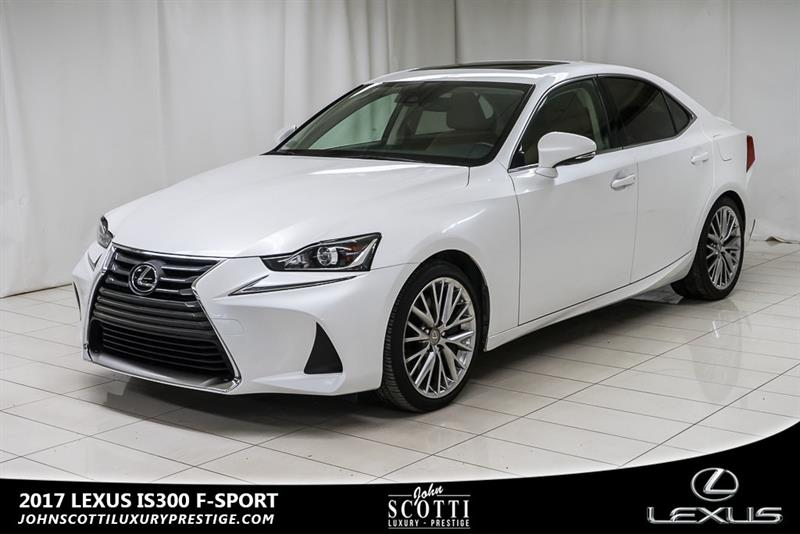 2017 Lexus IS 300 F-Sport Premium #P16187