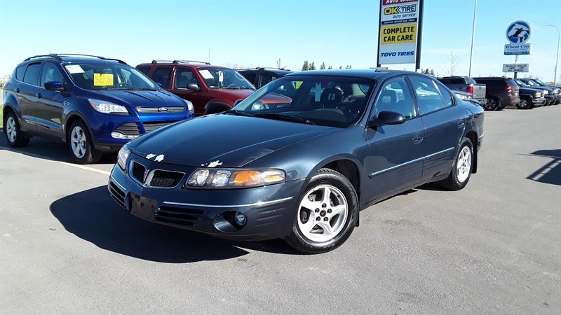 2001 Pontiac Bonneville SE #P463