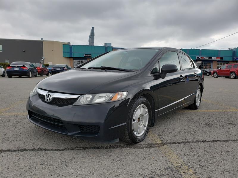 Honda Civic 2010 4 portes, boîte manuelle, DX-G