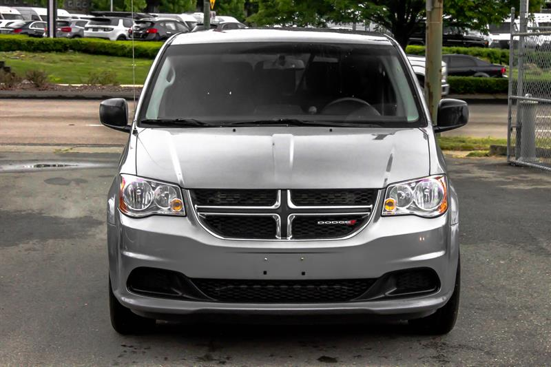 2017 Dodge Grand Caravan 4dr Wgn Canada Value Package #18BJ0210A