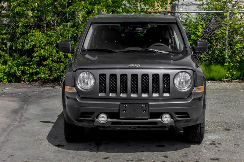 2016 Jeep Patriot High Altitude AWD #BJR4634B