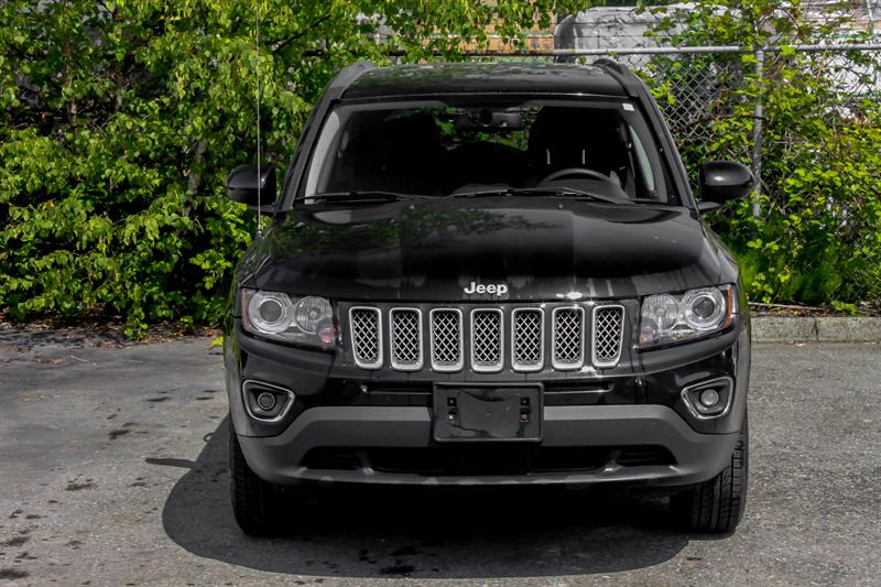2014 Jeep Compass 4WD 4dr Limited #18BJ6021B