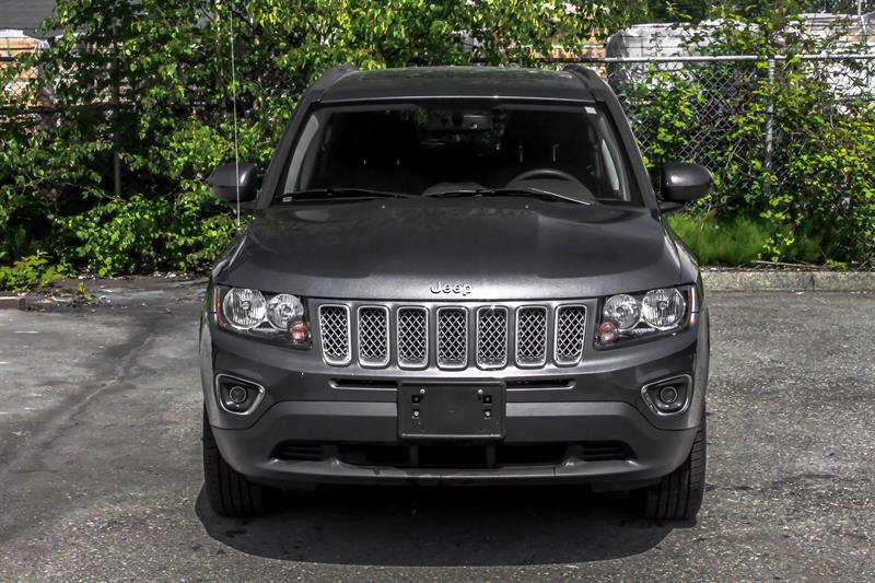 2017 Jeep Compass 4WD 4dr High Altitude Edition *Ltd Avail* #19BJ8806A