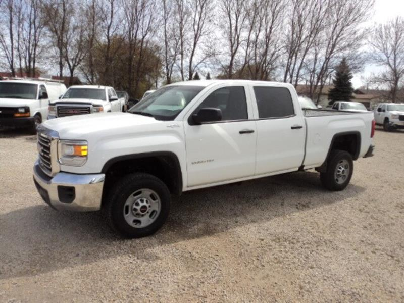 2016 GMC Sierra 2500HD Crew Cab 4x4 short box 4x4
