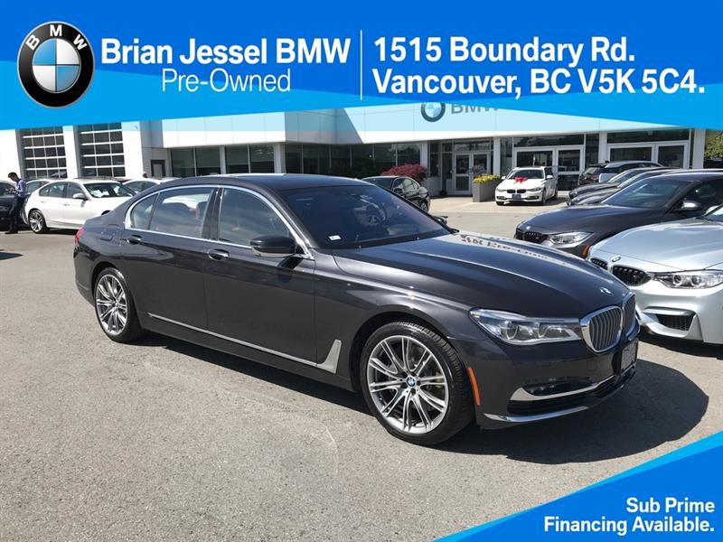 2016 BMW 750LI xDrive #BP7872