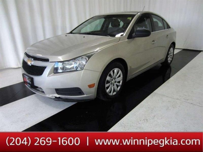 2011 Chevrolet Cruze LS+ w/1SB *Always Owned In MB!* #19SR097AANV