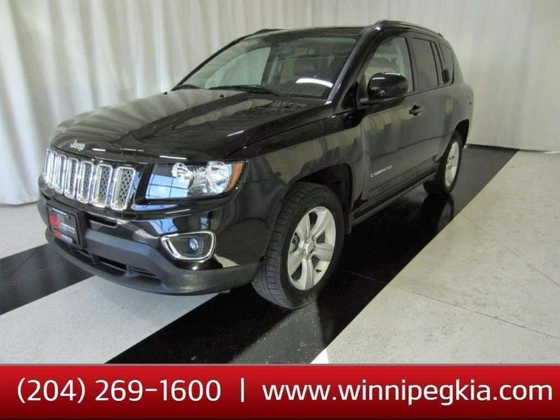 2015 Jeep Compass High Altitude *Sunroof! Remote Start!* #20TL321A