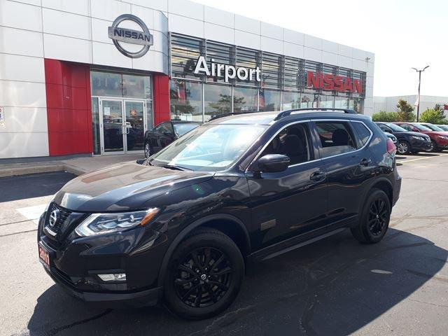 2017 Nissan Rogue SV LOADED,ALLOY WHEELS,ROOF,PO #P1747