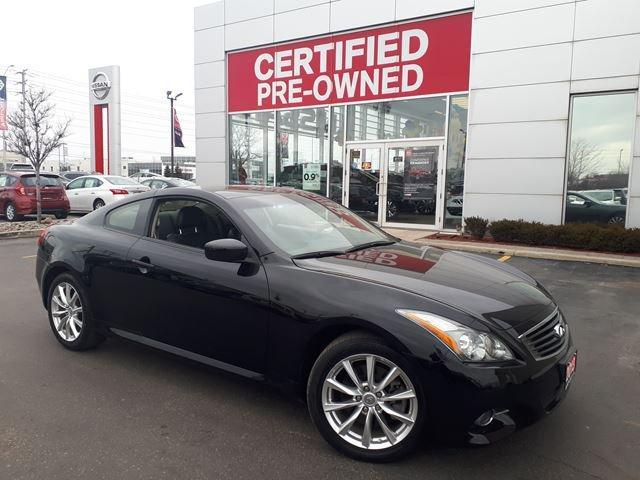 2013 Infiniti G 37 2DR COUPE AWD LOADED #P1618