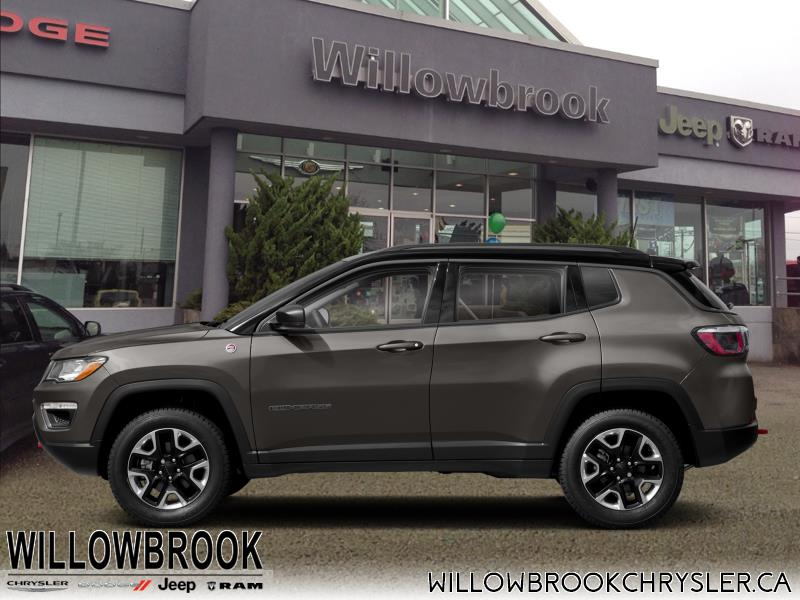 2018 Jeep Compass Trailhawk #19J219A