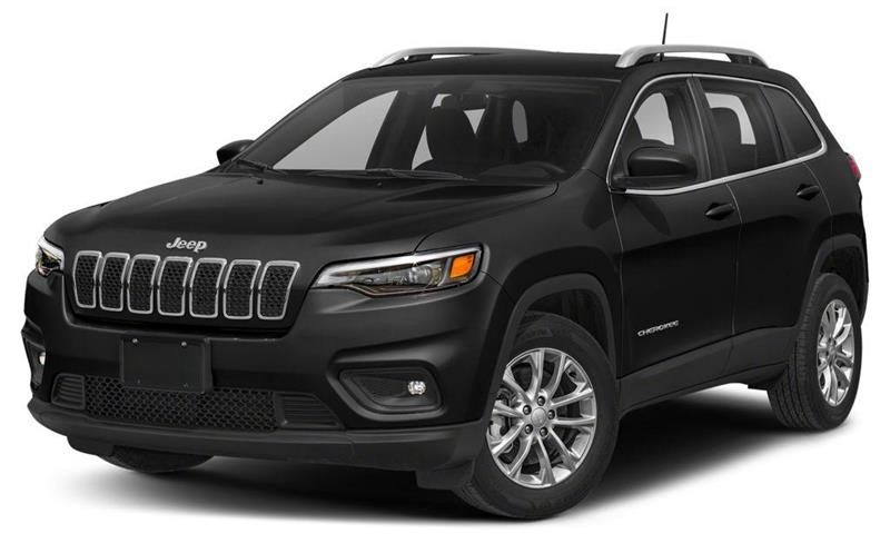 2019 Jeep Cherokee Trailhawk #K451529