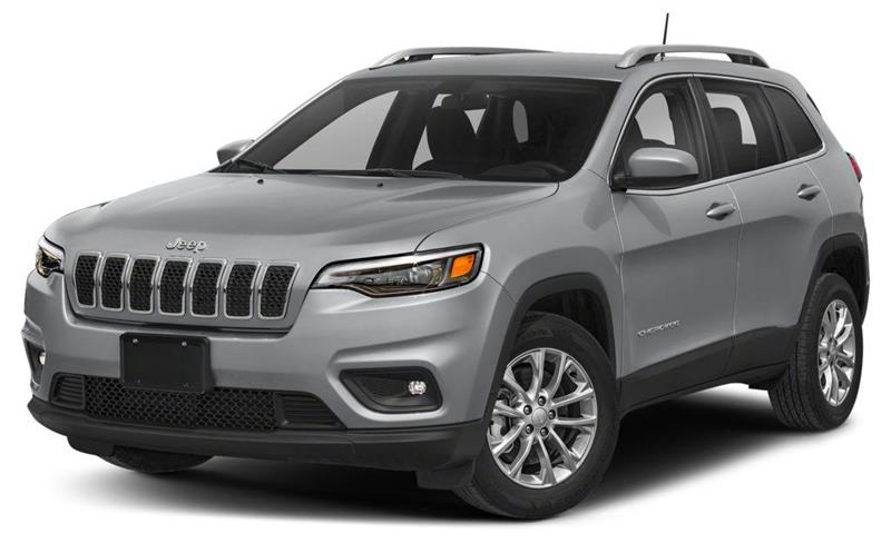 2019 Jeep Cherokee Trailhawk #K451528