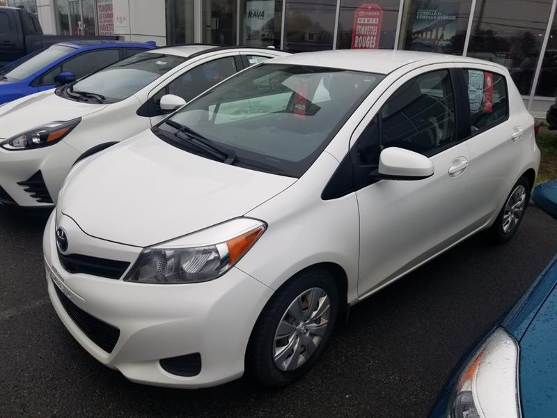 Toyota Yaris 2014 LE 5 portes #55915
