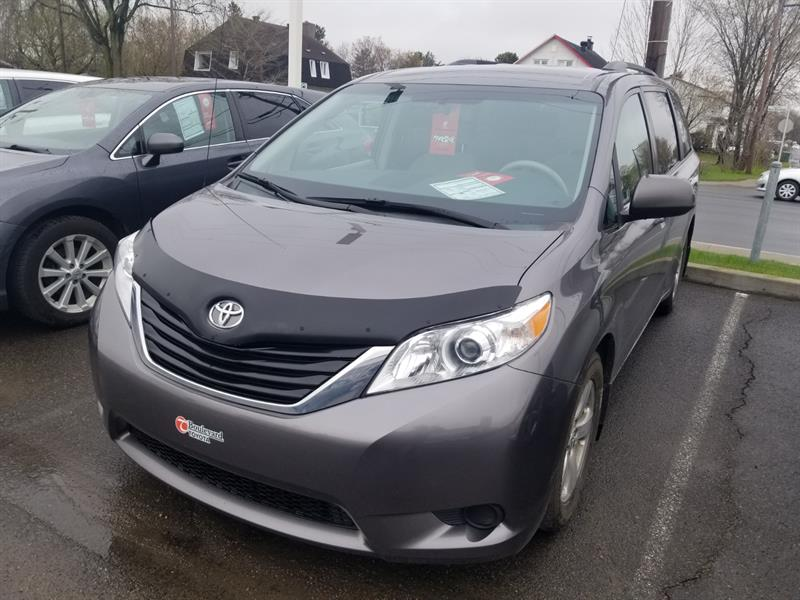 Toyota Sienna 2013 LE TRACTION AVANT 8 PASSAGERS #6227-20a