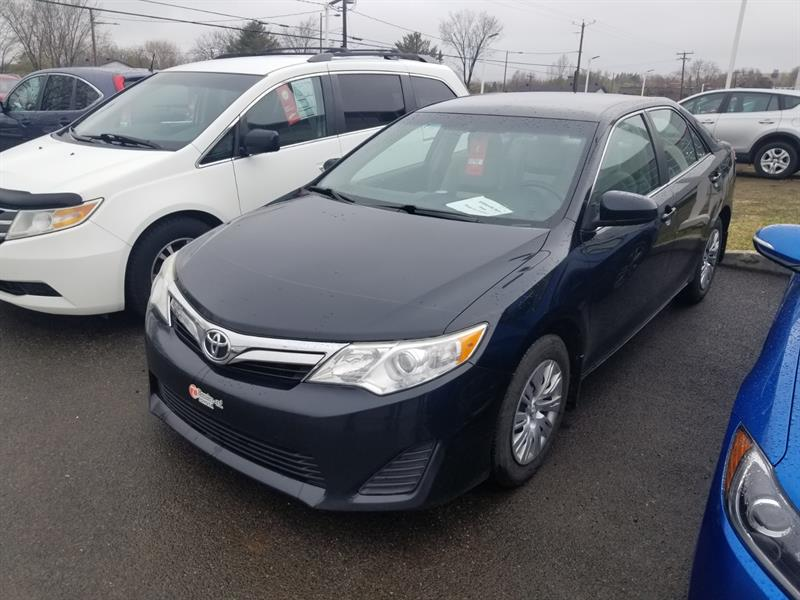 Toyota Camry 2012 LE #55911