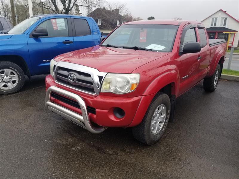 Toyota Tacoma 2010 ACCES CAB V6 4X4 #55884A