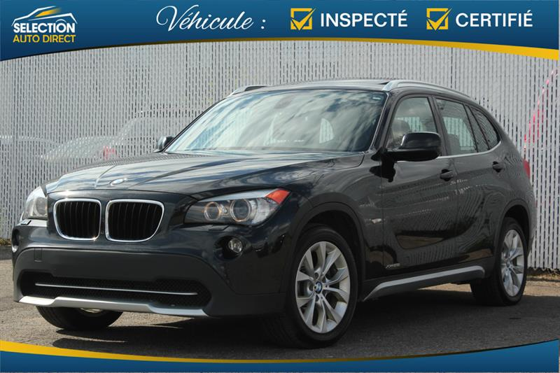 BMW X1 2012 28i AWD #JR78481