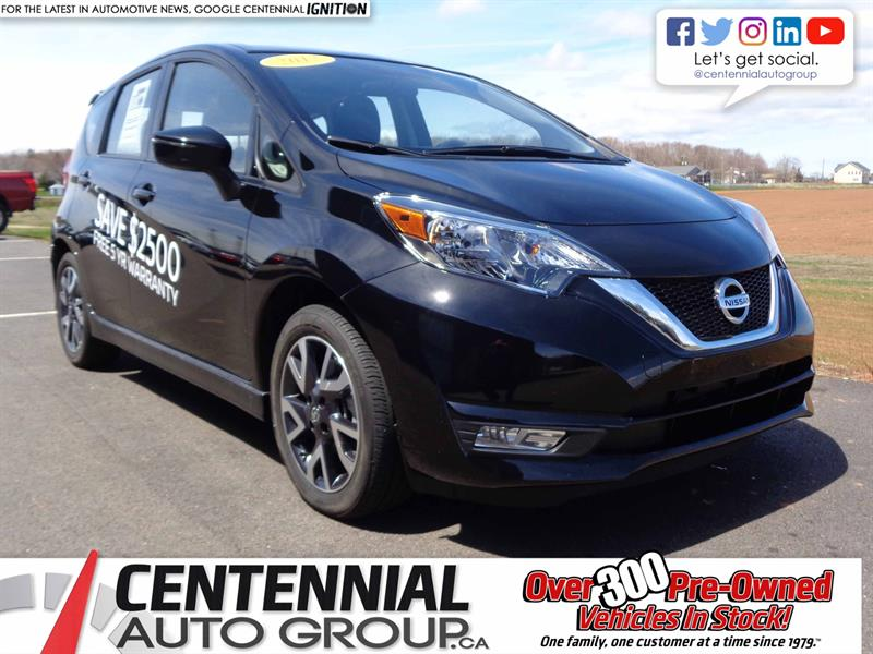 2017 Nissan Versa Note NEW | SR | SAVE THOUSANDS | #S17-171