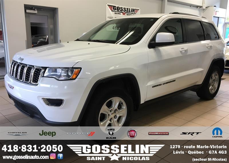 Jeep Grand Cherokee 2017 4WD  Laredo #J4734A