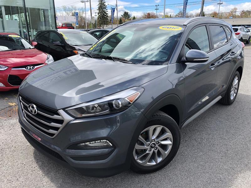 2017 Hyundai Tucson PREMIUM, AWD, CAMERA, BANCS CHAUFFANTS,  #A-2848